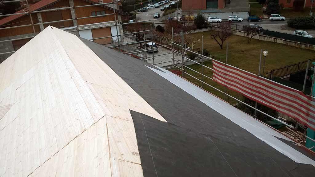 Impermeabilizzazione tetto | EDILSORT
